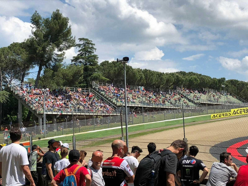 "Superbike all'autodromo: ""E' la somma che fa il totale""?"