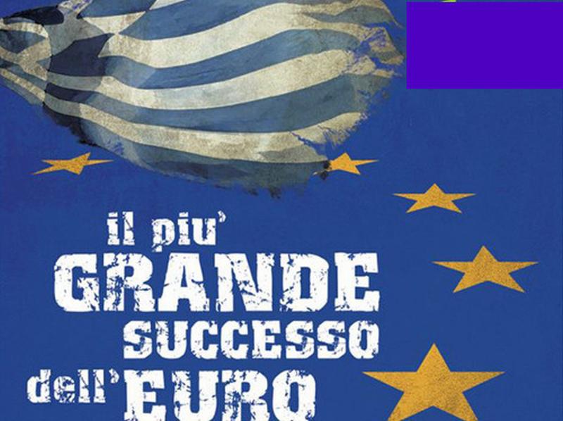 """""""Il più grande successo dell'euro"""", un documentario per riflettere"""