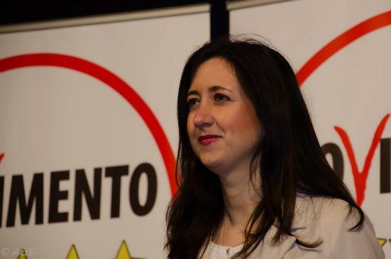 Claudia Resta candidata pentastellata come assessore alla Scuola