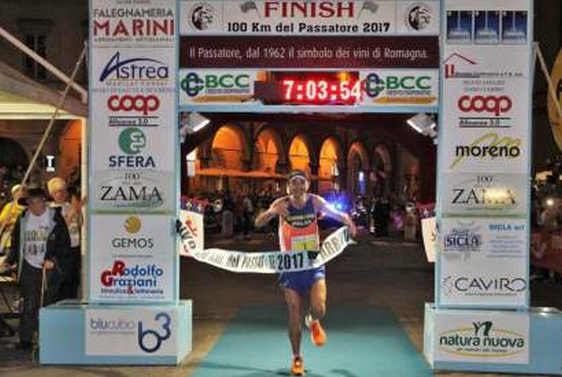 """""""100 km del Passatore"""": boom di 3.060 iscritti alla Firenze-Faenza"""