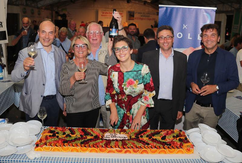 Alla Sagra dell'Agricoltura presentato Bolè, spumante made in Romagna