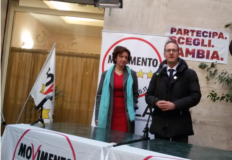 M5s a Ponticelli con Cavina candidato assessore a Partecipate e Lavori pubblci