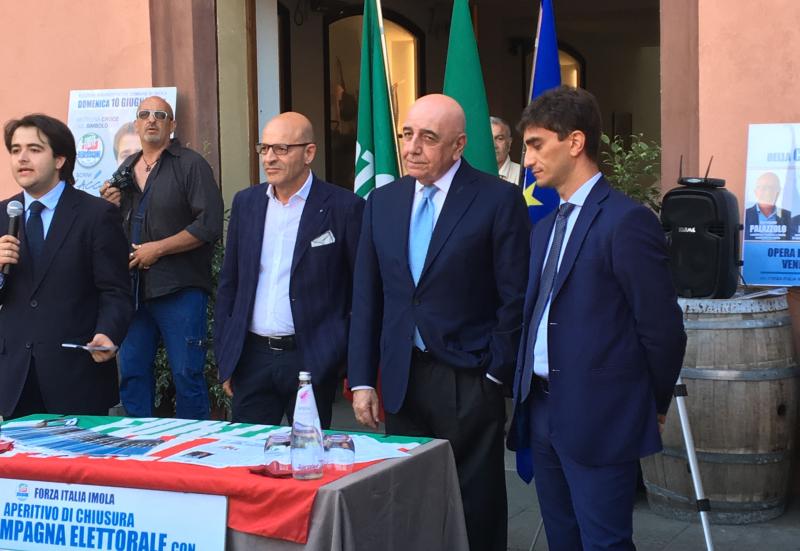 """Palazzolo attacca la Sangiorgi, per Bignami """"qui ci sono ancora i soliti comunisti"""""""