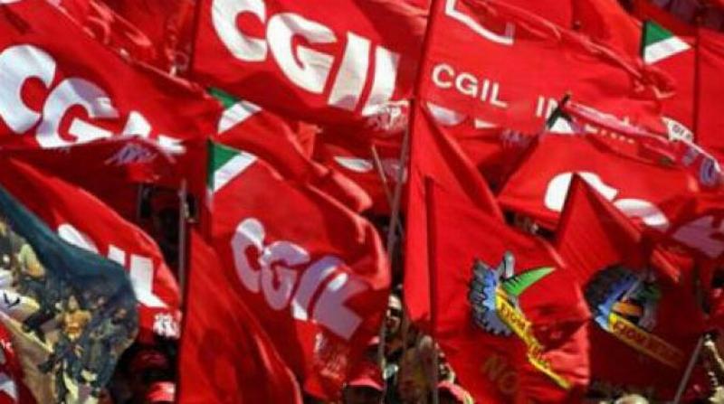 Cgil solidale con il sindaco Ponti in sciopero della fame contro la chiusura filiale Bpm