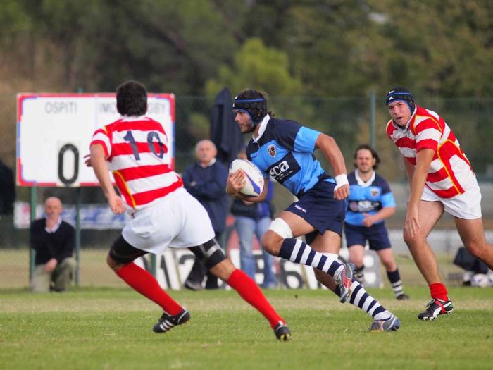 Rugby: l'Autosica ci ha preso gusto