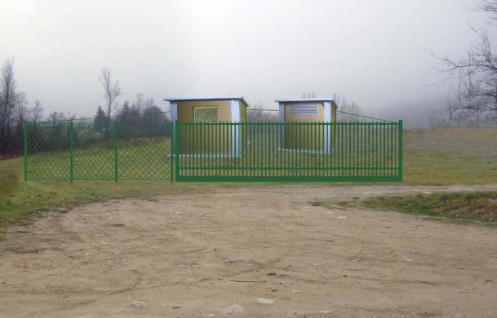 Un nuovo depuratore a San Martino in Gattara