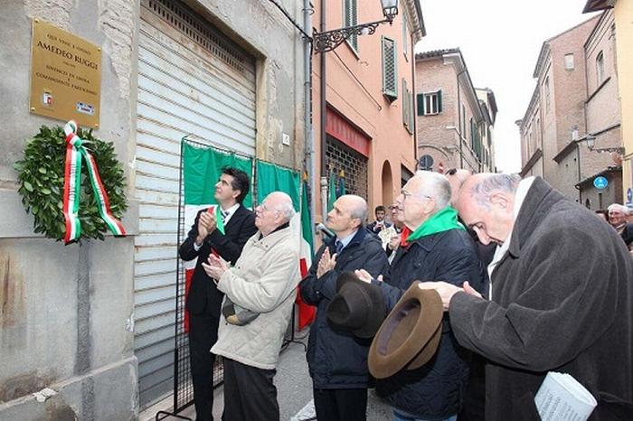 Imola ricorda l'ex sindaco Amedeo Ruggi