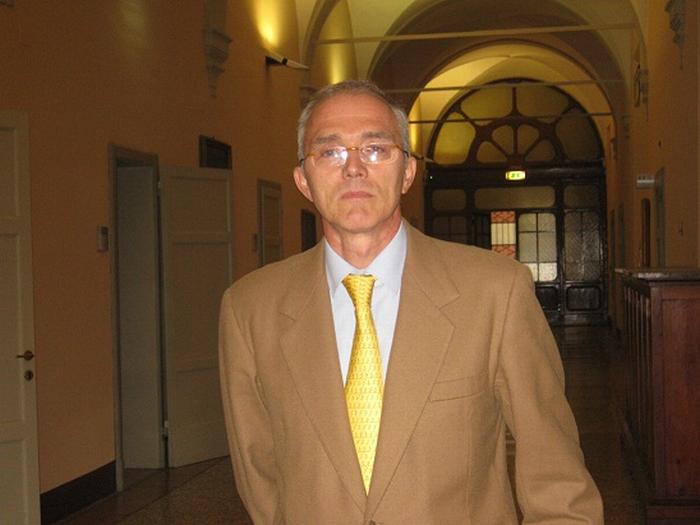 Stefano Zucchini nuovo primario di ginecologia