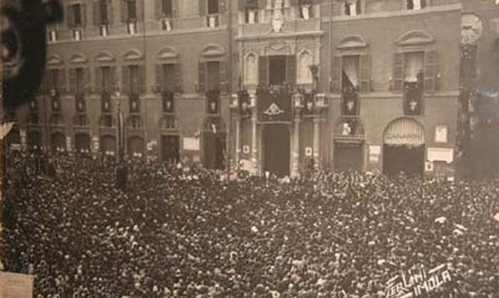 Totalitarismi in Europa tra le due guerre mondiali