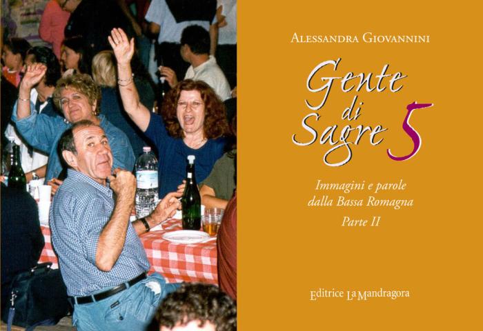 """In libreria """"Gente di Sagre 5"""""""
