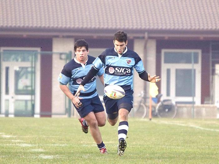 Rugby: ancora una sconfitta per l'Autosica