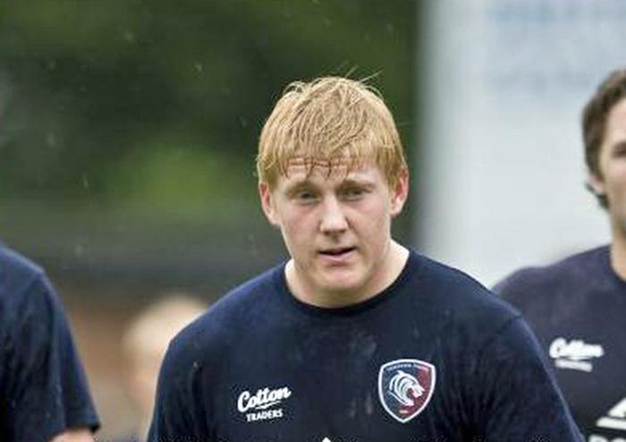 Autosica rugby: arriva Josh Goldspink