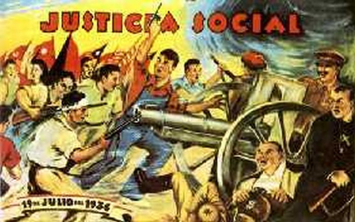 """""""Spagna 1936 voci dal Poum"""""""