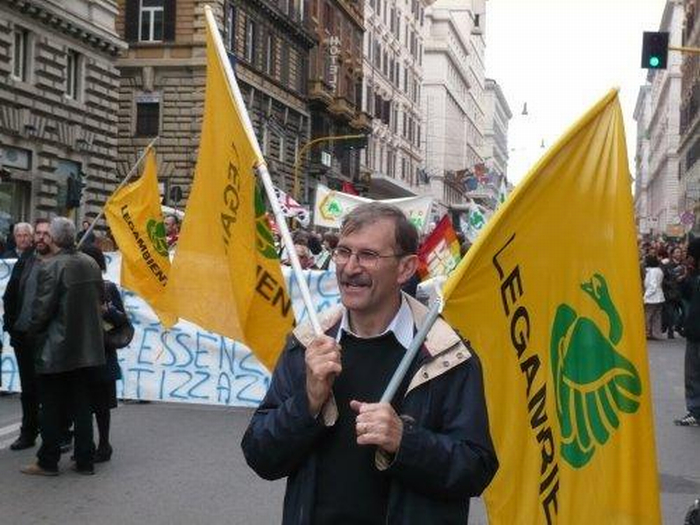 Alfredo Sambinello, un ambientalista doc