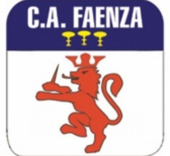 Il Club Atletico Faenza a Castel Bolognese
