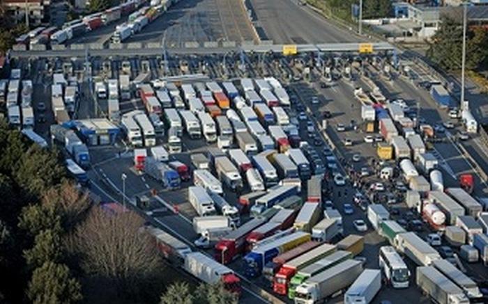 Sciopero trasporti: torna regolare la consegna a Coop Adriatica
