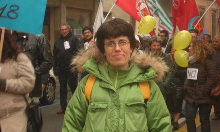 Giulia Olivieri, il timoniere di Legambiente