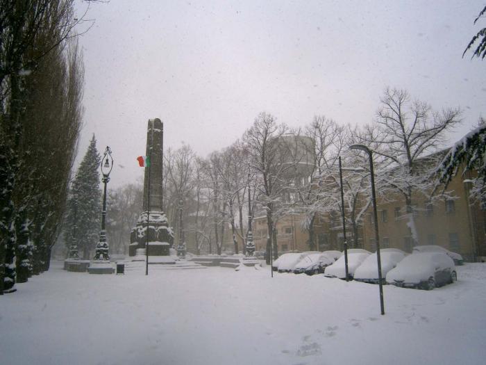 San Lazzaro di Savena: scuole chiuse fino a sabato