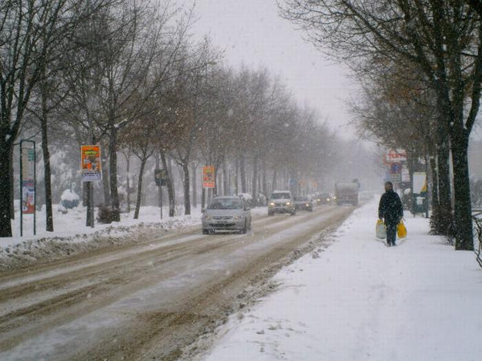 Emergenza neve: Sos anziani