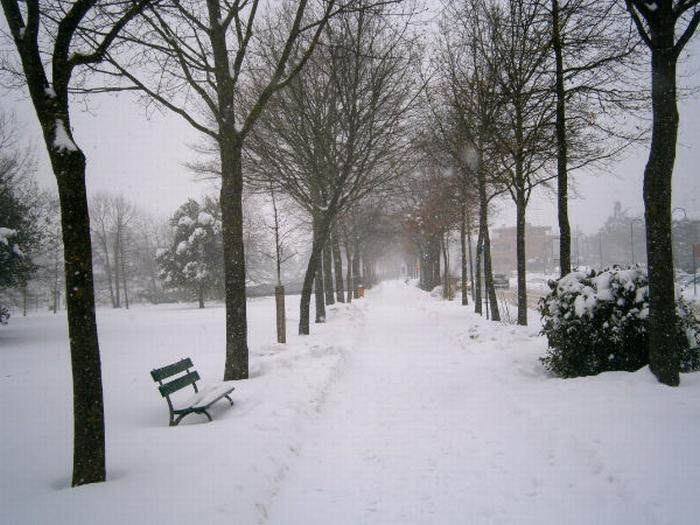 Circondario imolese: attese nuove nevicate