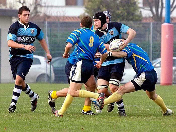 Rugby: l'Autosica saluta la serie B