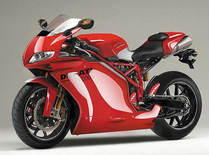 Per chi ama la Ducati…