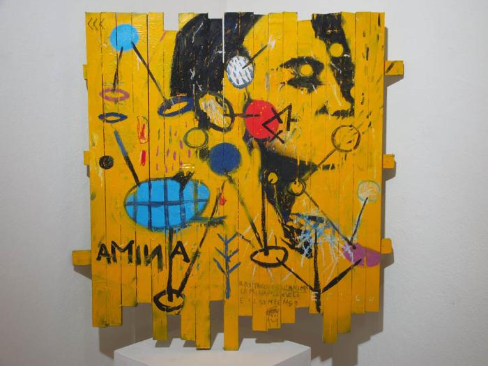 """""""Amina"""", in mostra le opere di Marchetti"""