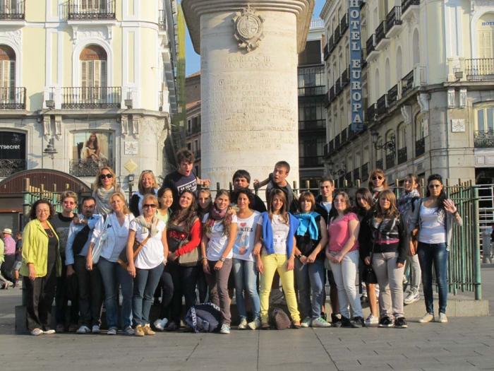 Experiment 2012: il Liceo tecnologico e l'Itis