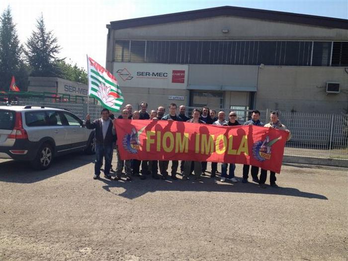 Sciopero ad oltranza alla Sermec