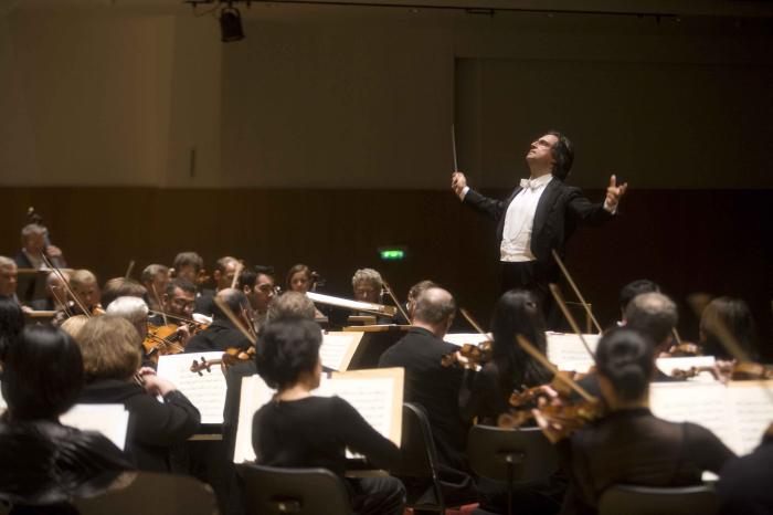 Riccardo Muti all'apertura del Ravenna Festival