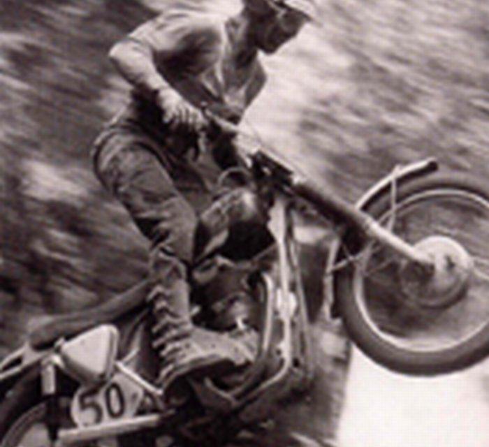 Motocross show al Parco Acque minerali