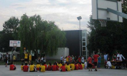 "Basket, al via il torneo ""Luca Grilli"""