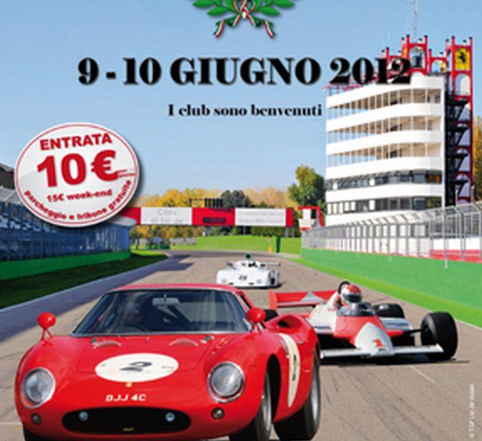"""""""Imola Classic"""" all'Autodromo Enzo e Dino Ferrari"""