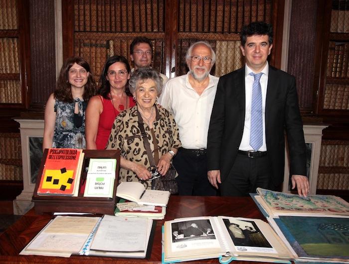 Le carte e i libri del dott. Maccagnini all'Archivio storico di Imola