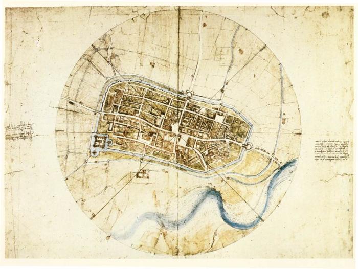 Un logo per il centro storico di Imola