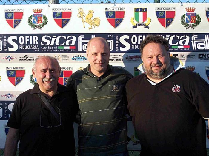 Giovanni Gianesini nuovo allenatore dell'Autosica rugby