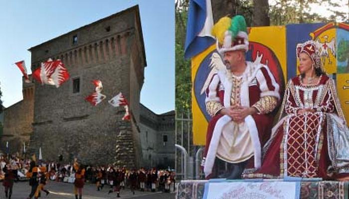 Feste rinascimentali a Castel del Rio