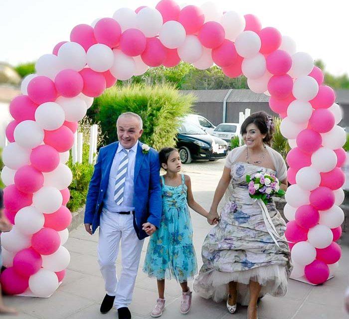 Da un matrimonio una donazione alla Genetica