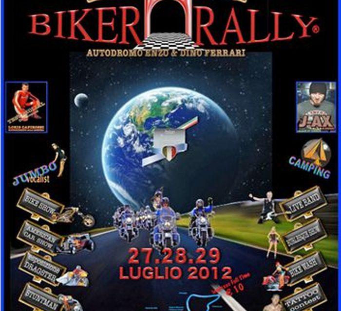 """Grande spettacolo con """"Imola biker rally 2012"""""""