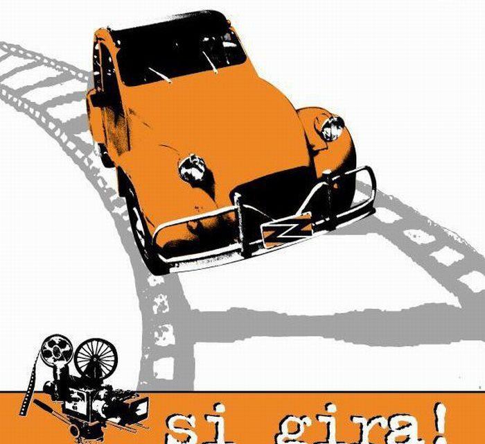 """""""Si gira!"""", il cinema itinerante"""