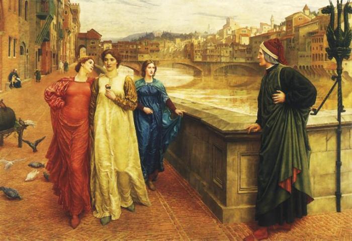 Ravenna celebra Dante