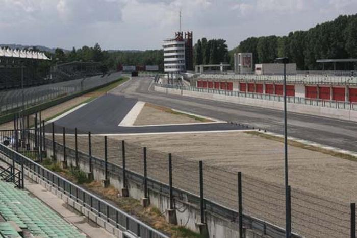 Trasformare l'autodromo di Imola in elemento paesaggistico