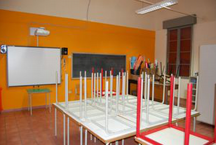 Nuovo look per la scuola primaria Vannini