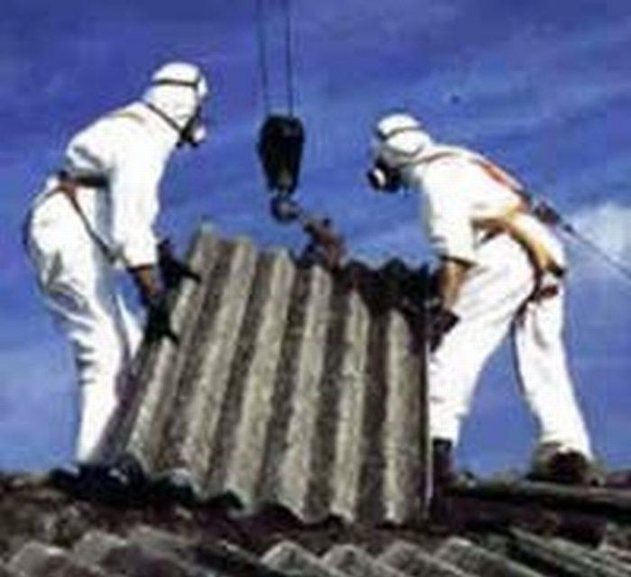 Ritiro gratuito del cemento amianto