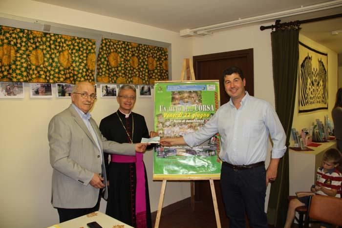 3.000 euro per la scuola Sacro Cuore di Carpi