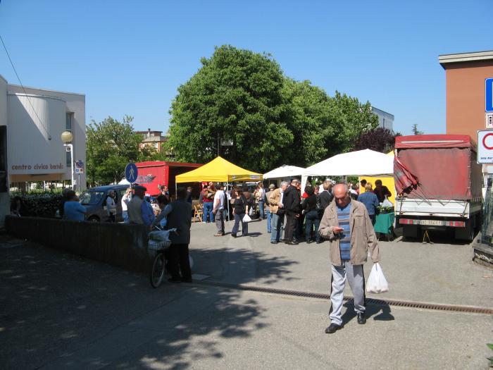 """Degustazioni e assaggi al """"Farmer's market"""""""
