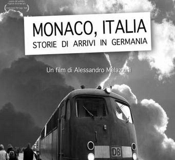"""""""Monaco, Italia. Storie di arrivi in Germania"""""""