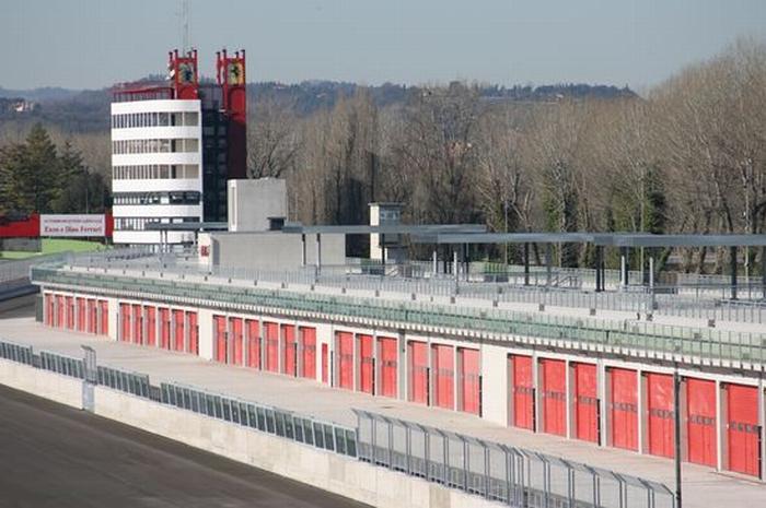 Autodromo e F1 elettrica