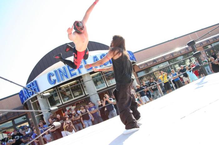 Red Scorpion, dal ring alla scuola di Wrestling