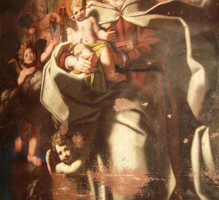 Ritrovata dopo quasi 70 anni la Madonna del Carmine